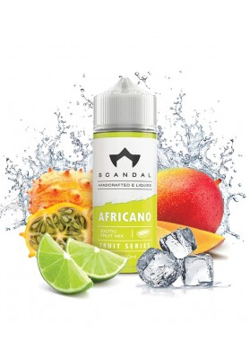 Africano 24/120ml by Scandal Flavors