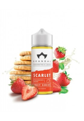 Scarlet 24/120ML by Scandal Flavors
