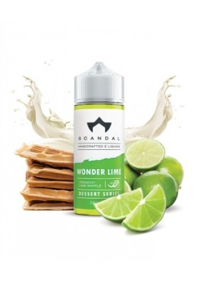 Wonder Lime 24/120ML by Scandal Flavors