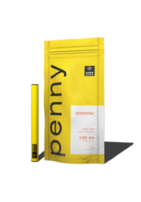 Penny Cocktail 6% - 300 puffs Vapepen