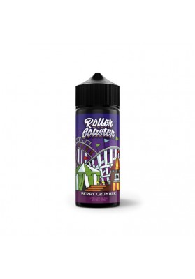 Roller Coaster Berry Crumble 120ml