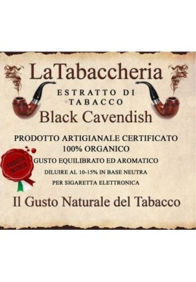 Black Cavendish La Tabaccheria
