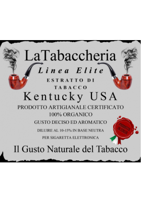 Kentuky USA Linea Elite La Tabaccheria