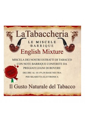 English Mixture La Tabaccheria